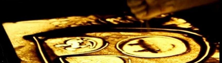 O historii gminy w formie animacji piaskowej  Kliknięcie w obrazek spowoduje wyświetlenie jego powiększenia